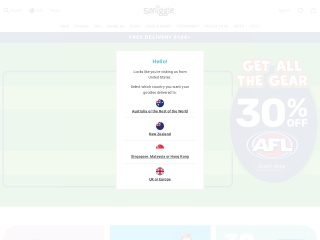 Screenshot for smiggle.com.au