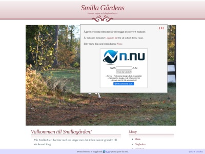 www.smillagardens.n.nu