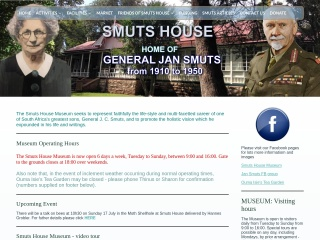 Screenshot for smutshouse.co.za