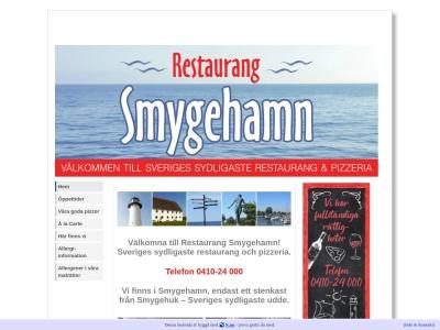www.smygehamnpizzeria.n.nu