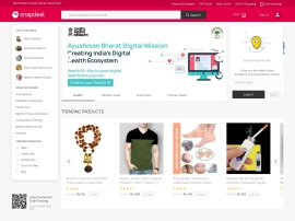 Online store Snapdeal