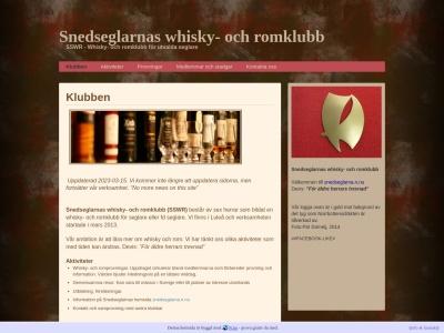 www.snedseglarna.n.nu