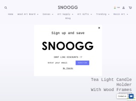 Online store Snoogg