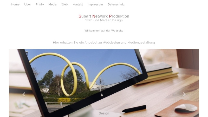 www.snp-media.de Vorschau, Subart Network Production
