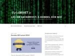 SocialCommerce.se om datadrivet och e-handel.