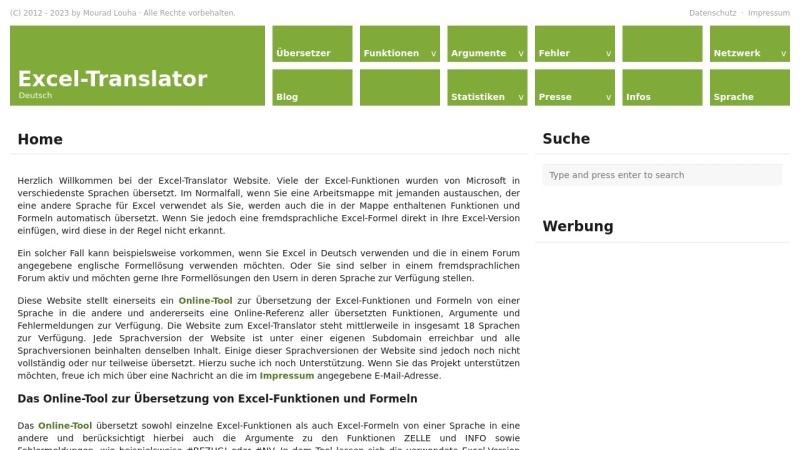 www.software.maninweb.de Vorschau, Excel Software