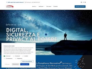 screenshot softwareperhotel.it