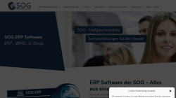 www.sog.de Vorschau, SOG GmbH