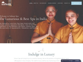 Online store Sohum Spa