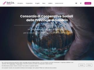 screenshot solcosondrio.it