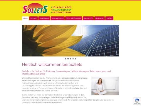SOLLETS Jürgen Weidlinger GmbH