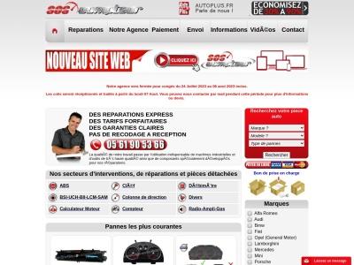 SOS Compteur - Réparation de compteur digital