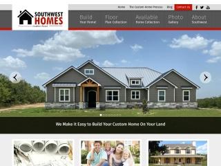 Screenshot for southwesthomestexas.com