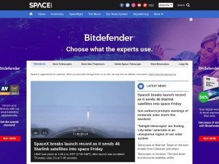 screenshot space.com