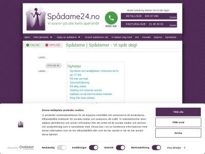 www.spadame24.no