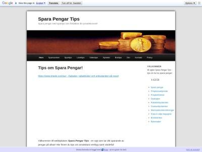 www.sparapengartips.n.nu