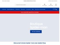 Spider Shop