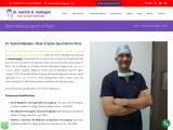 Dr Sachin Mahajan : Best Neurosurgeon in Pune | Neurologist in Pune