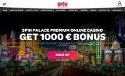 Spin Palace Casino Coupon Codes