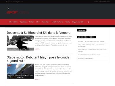 Sport-Xtreme.fr : Vidéos de sports extrêmes