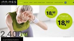 www.sportstudioinnings.de Vorschau, Sportstudio Innings