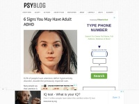 http://www.spring.org.uk/2017/04/6-signs-you-have-adult-adhd.php