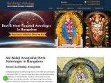 Astrologer in Bangalore – srisaibalajiastrocentre