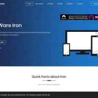 SRWare Iron - The Browser of the Future