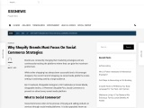 Why Shopify Brands Must Focus On Social Commerce Strategies