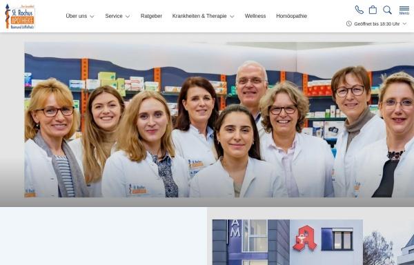 Vorschau von www.st-rochus-apotheke.de, St. Rochus-Apotheke