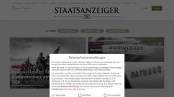 www.staatsanzeiger.de Vorschau, Staatsanzeiger für Baden-Württemberg