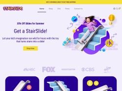 Stairslide screenshot