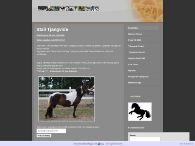 www.stalltjangvide.n.nu