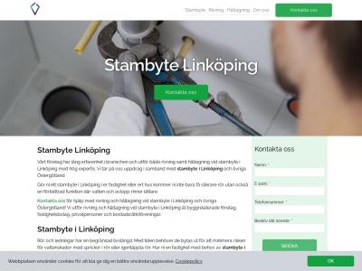 www.stambytelinkoping.se