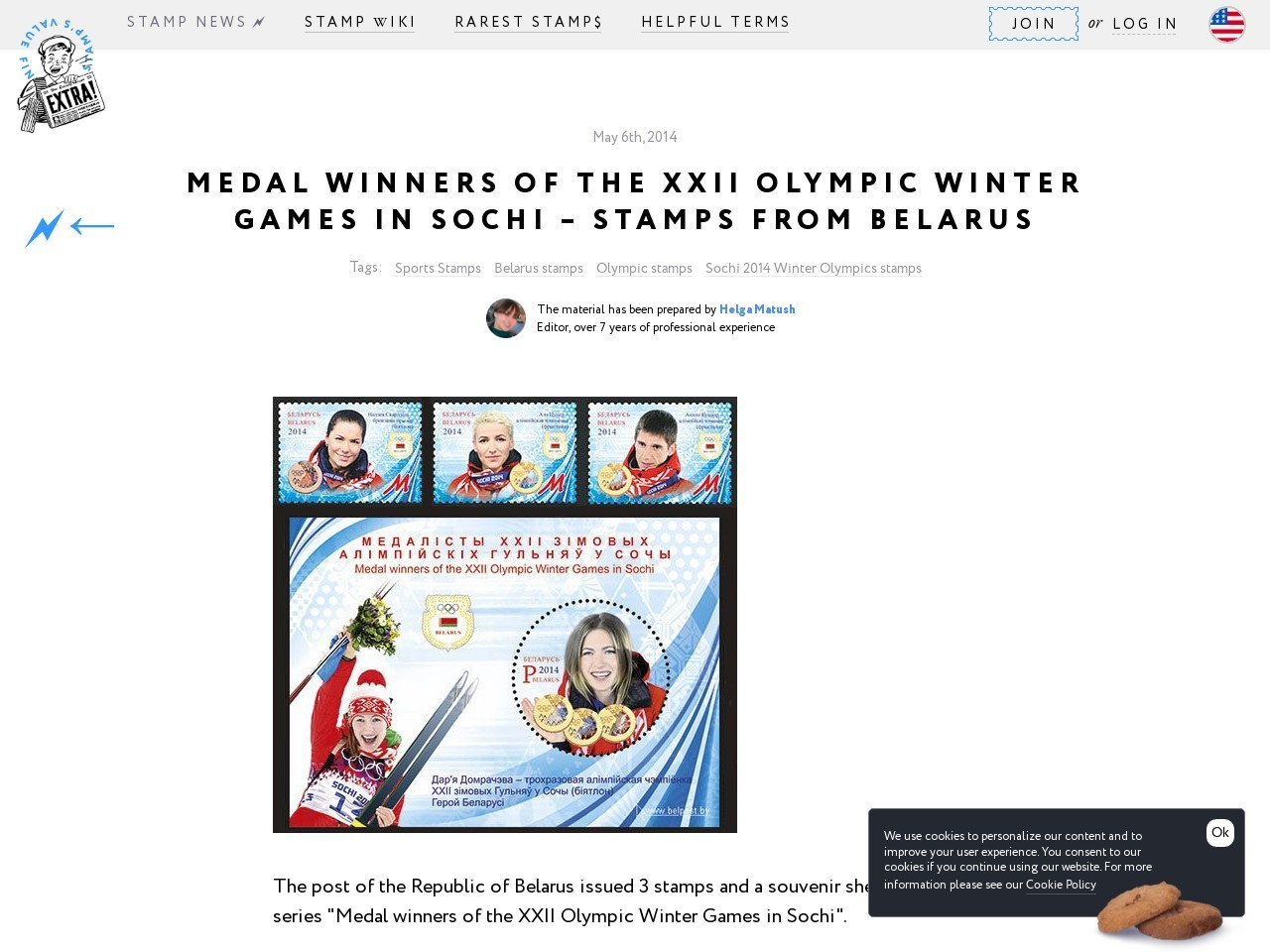 Medal winners of the XXII Olympic Winter Games in Sochi …
