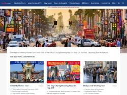 Starline Tours screenshot