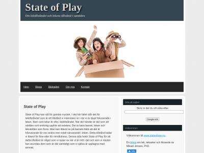 www.stateofplay.nu