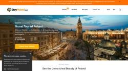www.staypoland.com Vorschau, StayPoland.com