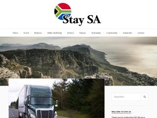 Screenshot for staysa.co.za