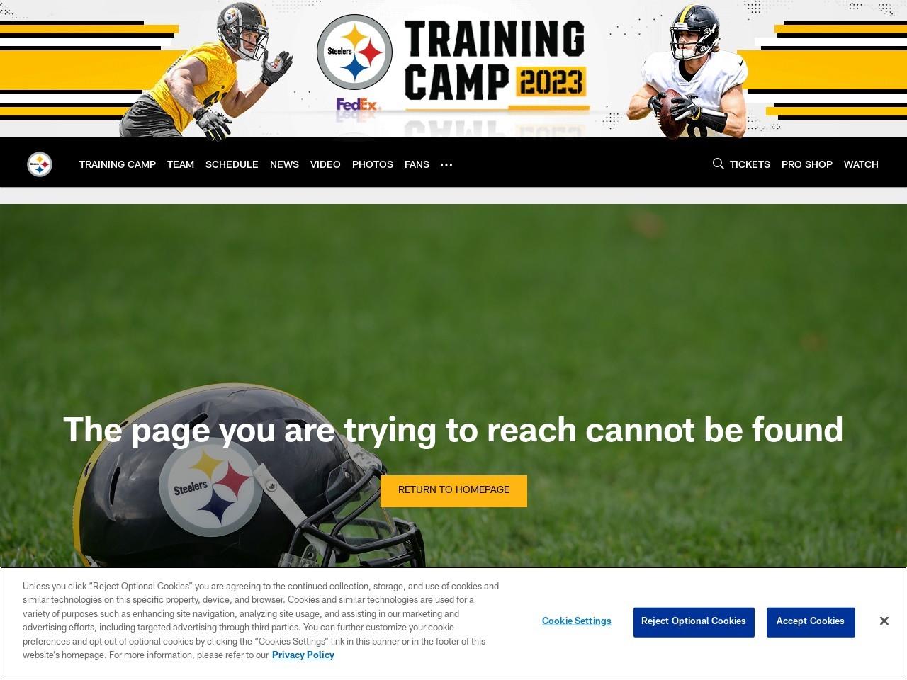 Series History: Steelers vs. Jaguars