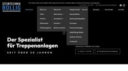www.steinhandel-bollig.de Vorschau, Steinhandel Bollig GmbH