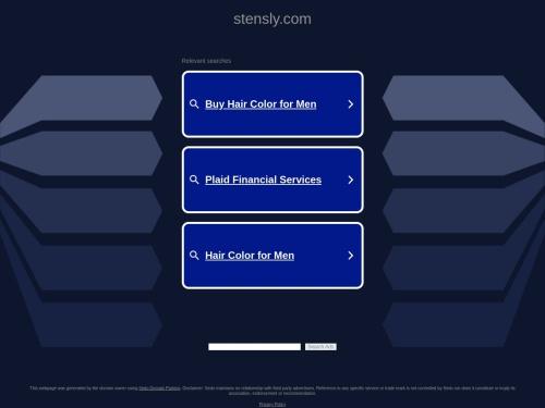 Stensly – Technology Blog
