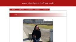 www.stephaniehoffmann.de Vorschau, Forum für Archäologie - Dr. Stephanie Hoffmann