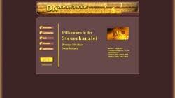 www.steuerberater-nitschke.de Vorschau, Dietmar Nitschke - Steuerberater