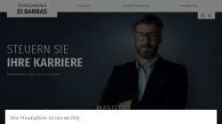 www.steuerberateronline.com Vorschau, Steuerlehrgänge Dr. Bannas GmbH