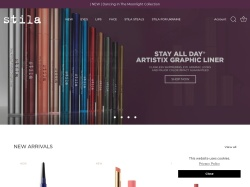 Stila Cosmetics coupon codes