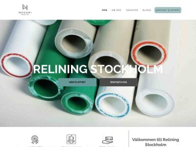 www.stockholmrelining.nu