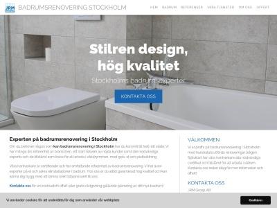 www.stockholmsbadrumsrenovering.se