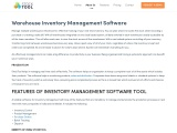 Tools to Help with Warehouse Inventory Management