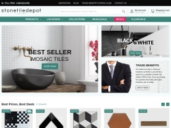 StoneTileDepot coupon codes
